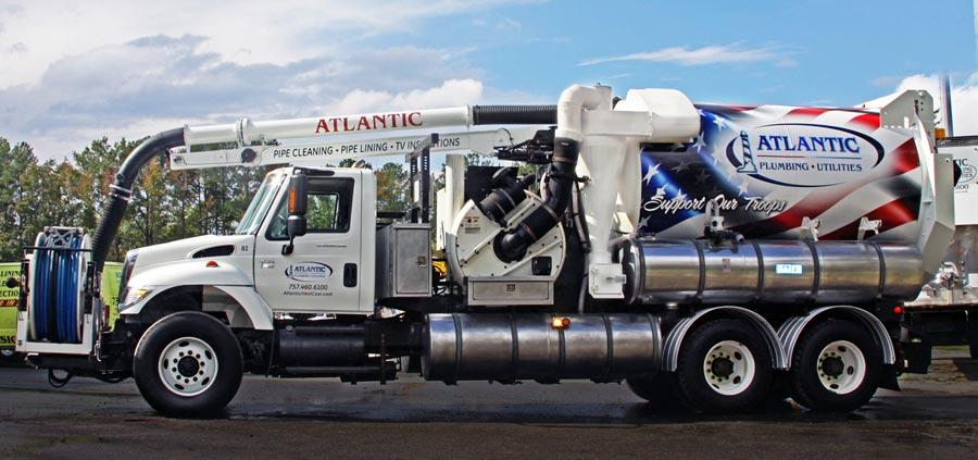 vactor-truck